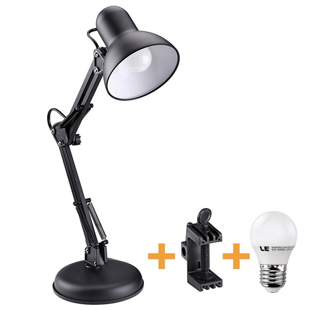Đèn bàn làm việc sử dụng bóng LED